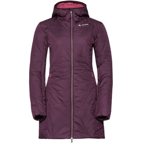 VAUDE Skomer Winter Coat Women fuchsia
